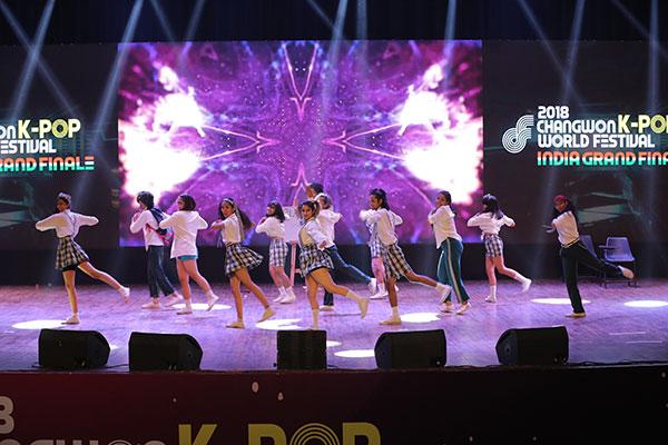 K-POP India